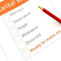 Married, Divorced, Widowed, Single, Separated, Ready to Move on
